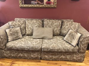 2 piece sofa set. for Sale in Queens, NY
