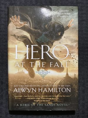 Barnes and Noble Hero At The Fall for Sale in Columbia, SC