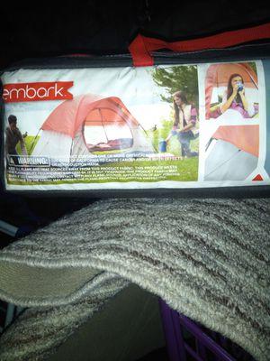 Embark two person tent $15 brandnew for Sale in San Jose, CA