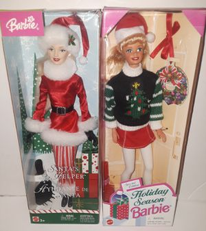Holiday Seasons Barbie Doll Santas Helper for Sale in Kissimmee, FL