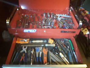 Tool box full with tools for Sale in Vancouver, WA