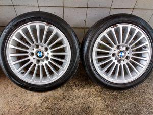 BMW Rims 205/50/17 for Sale in Pompano Beach, FL