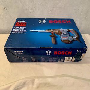 "NIB Bosch 1-1/8"" SDS-plus Rotary Hammer. Mod # RH328VC for Sale in Cooper City, FL"
