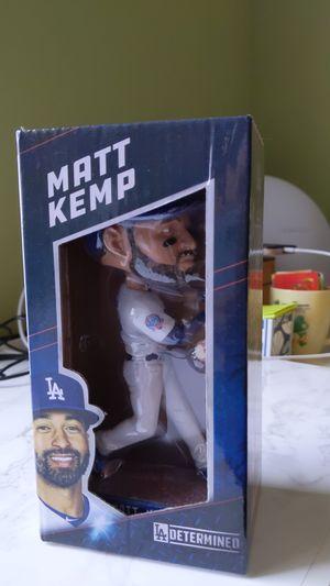 Matt Kemp Bobblehead for Sale in Los Angeles, CA