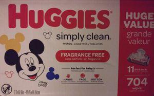 HUGGIES WIPES for Sale in Perris, CA