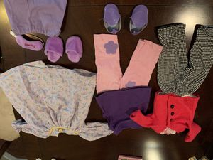 American Girl Doll size clothes for Sale in Mission Viejo, CA