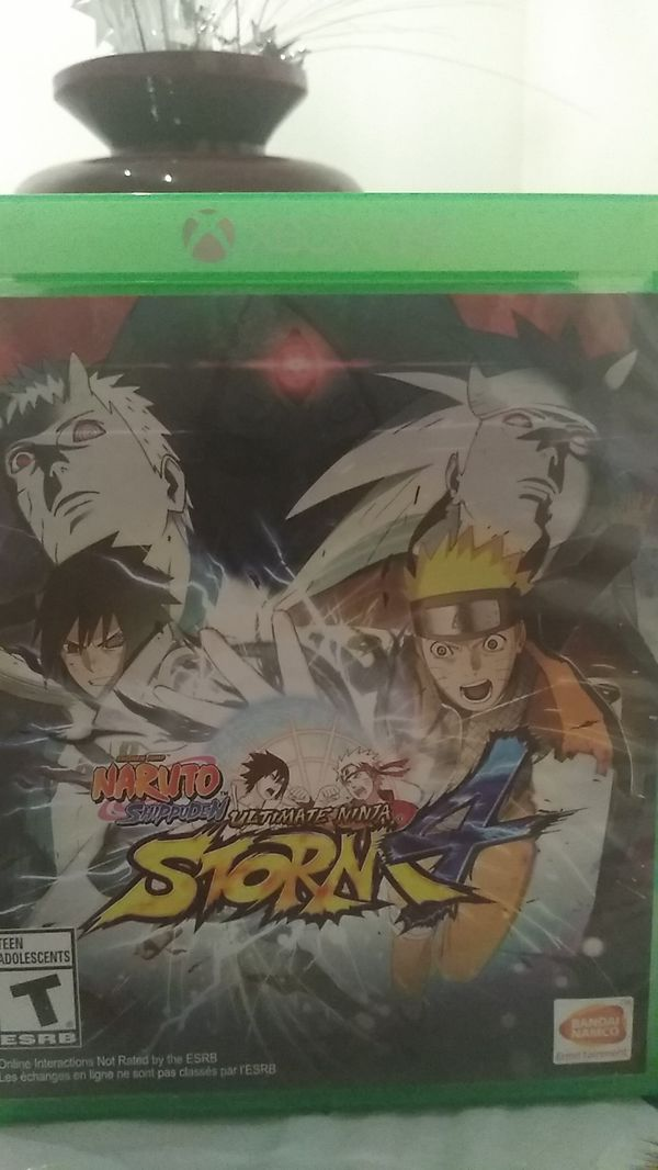 Tekken7 and Naruto Storm 4