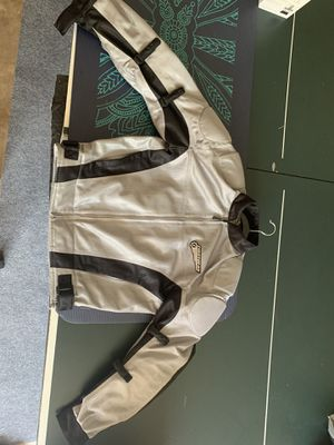 Motorcycle Jacket ( first Gear ) good condition for Sale in Garland, TX