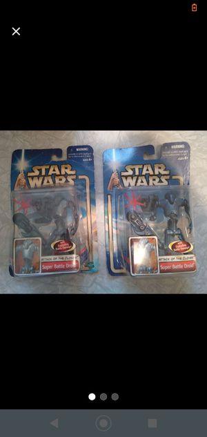 Star Wars Super Battle droids for Sale in Alhambra, CA