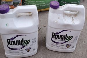 Roundup grass seed for Sale in Fresno, CA