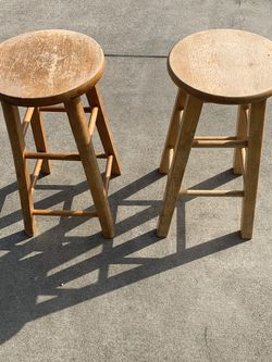 Two Bar Stools for Sale in Woodburn,  OR
