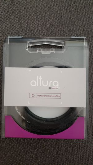Lens Hood & Camera filter for 52mm for Sale in Poway, CA