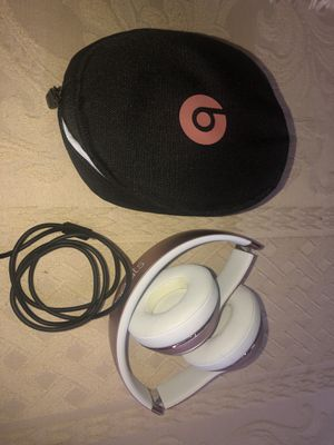 Rose Gold Beats Solo 2 for Sale in New Port Richey, FL