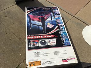 14 in 1 air hockey table and more for Sale in El Segundo, CA