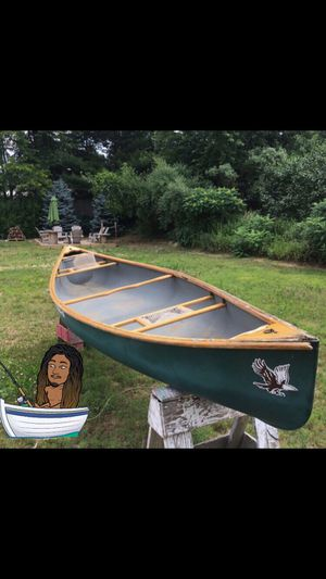 Adirondack Canoe 12ft for Sale in Stoughton, MA