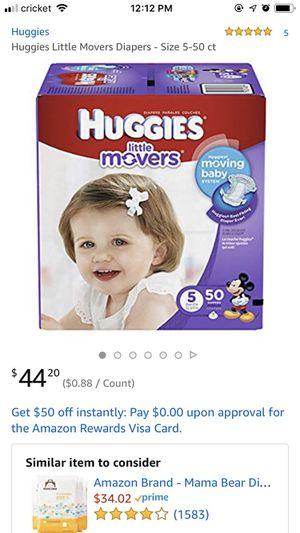 Huggies Diapers for Sale in Woodville, CA