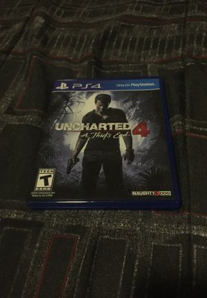 Cheap uncharted 4 for Sale in Longwood, FL