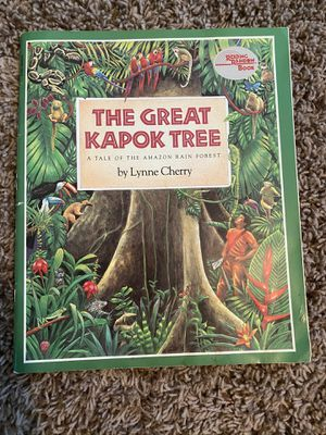 Great Kapok Tree Rain Forest childrens book for Sale in Tacoma, WA