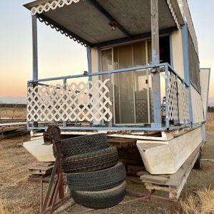 House Boat for Sale in Visalia, CA