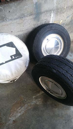 Trailer tires for Sale in San Francisco, CA
