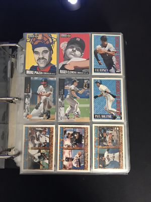 Baseball Cards Collection for Sale in SPANAWAY, WA