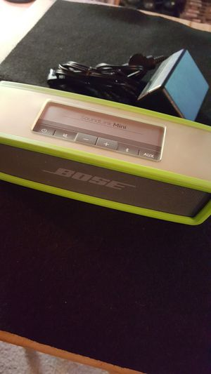 BOSE SOUNDLINK MINI for Sale in Woodway, WA