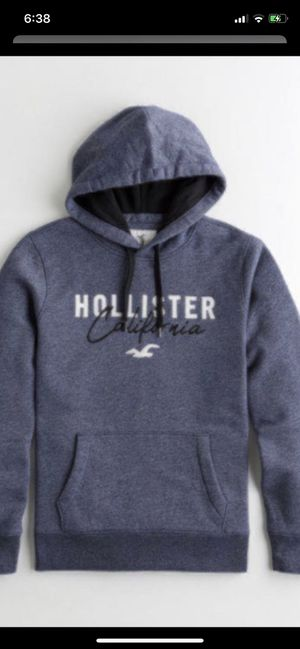 HOLLISTER BRAND NEW.. SIZE SMALL And MEDIUM...$35 dlls ...PRICE IS FIRM/NO DELIVERY for Sale in San Bernardino, CA