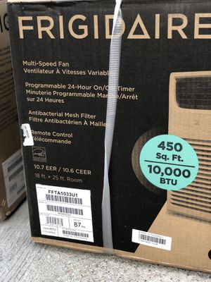 BRAND NEW SEALED!! FRIGIDAIRE AIR CONDITIONER AC UNIT!! for Sale in Whittier, CA