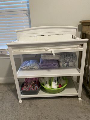 Changing Table - baby to toddler for Sale in Irving, TX