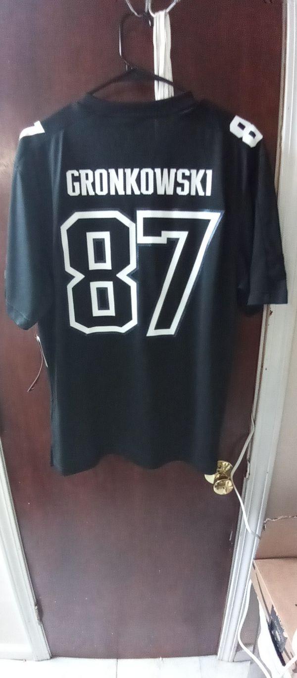 Patriots Gronkowski Jersey. Size M