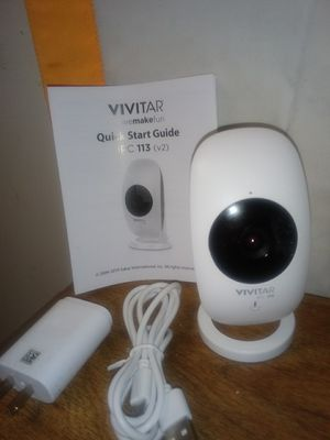 Brand new security camera with charger for Sale in Knoxville, TN