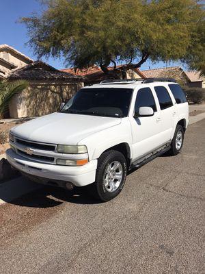 03 Chevy Tahoe Z71 4x4 for Sale in Tucson, AZ