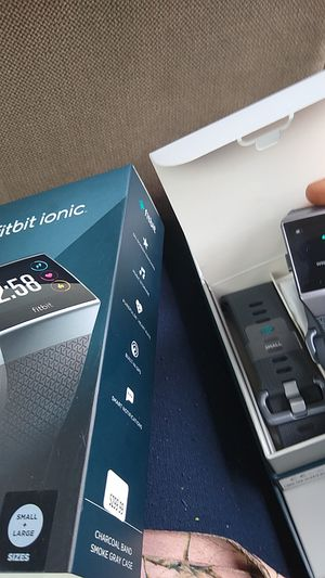 Fitbit ionic for Sale in Conway, AR