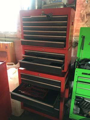 Tool box craftsman for Sale in Fresno, CA
