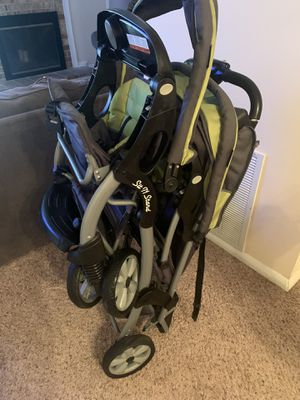 Sit N Stand Baby Trend Stroller for Sale in Lorton, VA