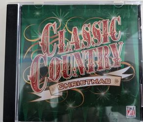 """""""Classic Country Christmas"""" music CD for Sale in Berlin,  CT"""