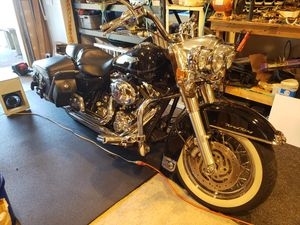 2007 Harley Davidson Roadking for Sale in Tacoma, WA