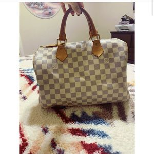 100% authentic LV speedy 30 for Sale in Pflugerville, TX