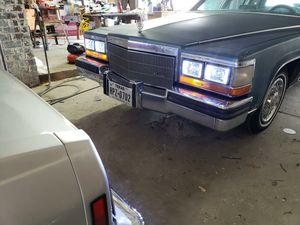 1986 CADILLAC FLEETWOOD for Sale in Texarkana, TX