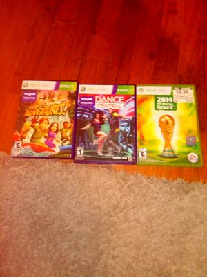 Games for Xbox 360 for Sale in Raleigh, NC