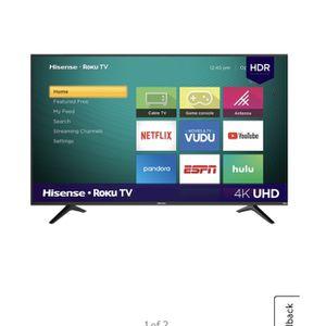 """43"""" UHD 4K Smart TV for Sale in Bakersfield, CA"""