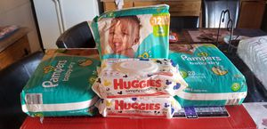 Pampers/wipes for Sale in Glendale, AZ