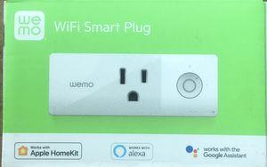 WeMo-Mini Smart Plug for Sale in Lake Elsinore, CA