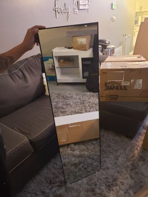 Standing mirror for Sale in Banning, CA