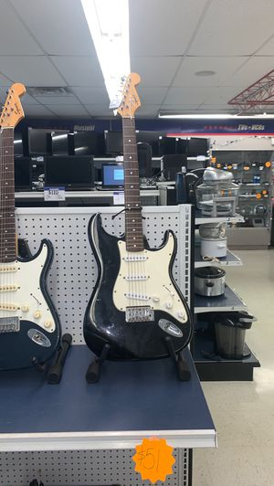 Electric Guitar $51 for Sale in Houston, TX