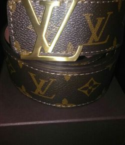 Louis Vuitton Belt-Leave Number For Reply for Sale in Lanham,  MD