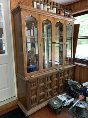China cabinet for Sale in Charlton, MA