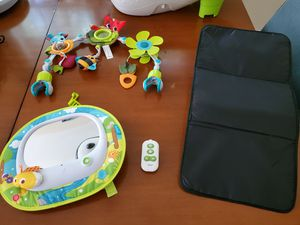 Baby car toy and mirror for Sale in Holly Springs, NC