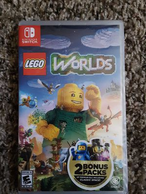 Lego worlds for Sale in Dinuba, CA