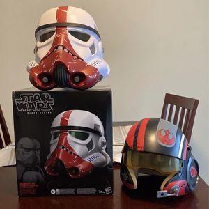Star Wars Black Series Helmets for Sale in Severn, MD
